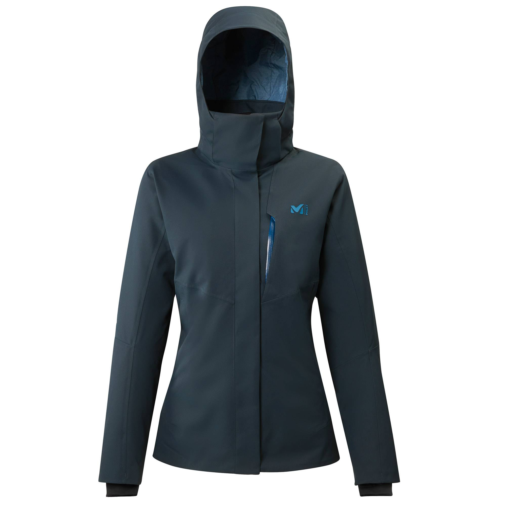 MILLET Veste de Randonnée Podeba 3 en 1 Jacket - Orion Blue
