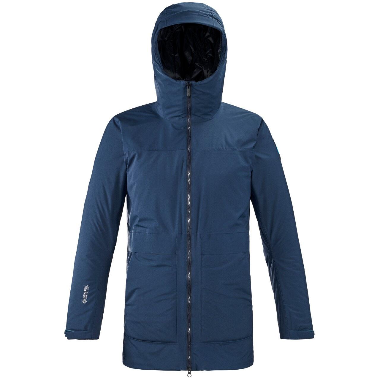 MILLET Parka Trilogy Wool 2L Jacket - Saphir