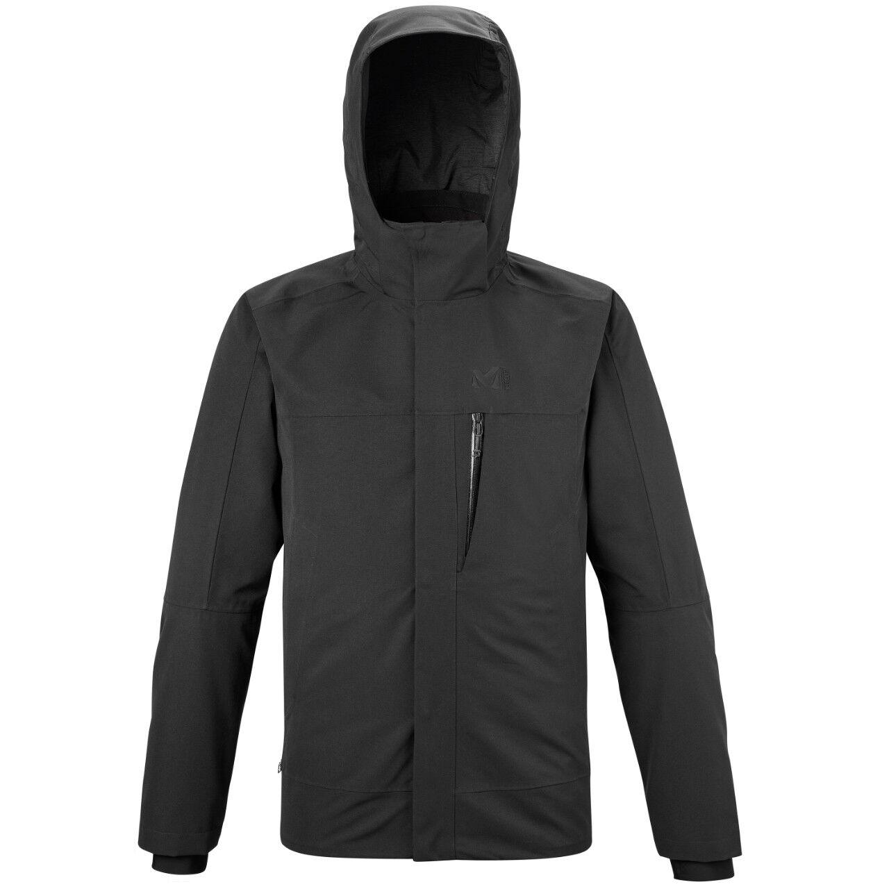 MILLET Veste de Randonnée Pobeda 3 En 1 Jacket - Noir