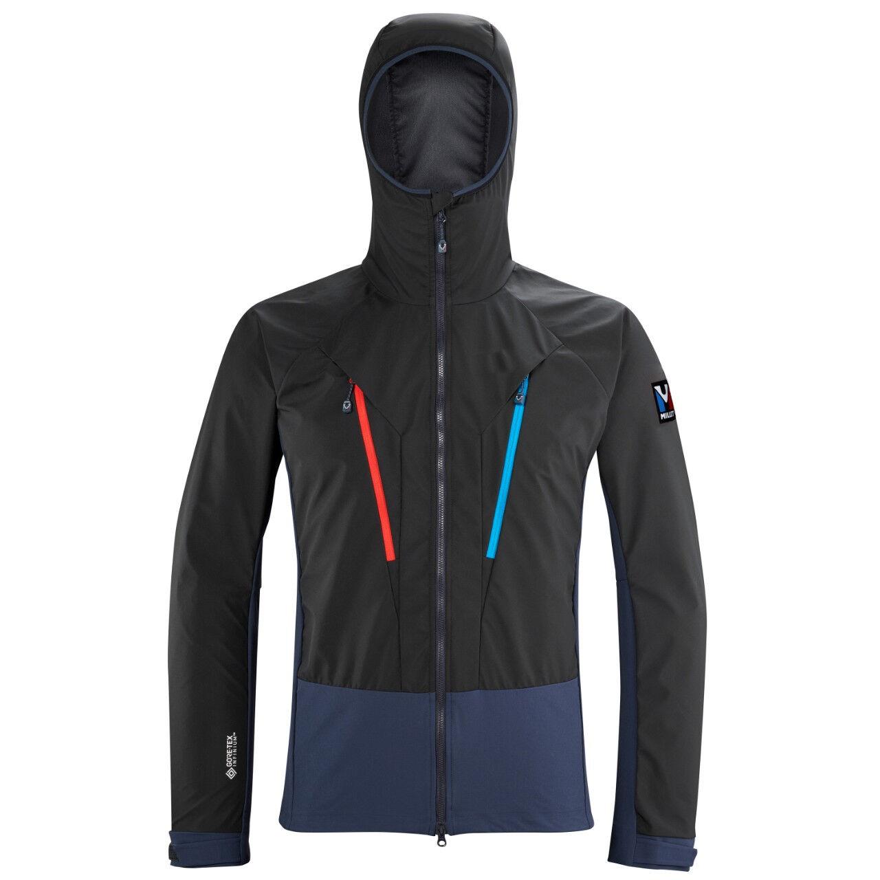MILLET Veste de randonnée Trilogy Icon Infinium Jacket - Saphir Noir