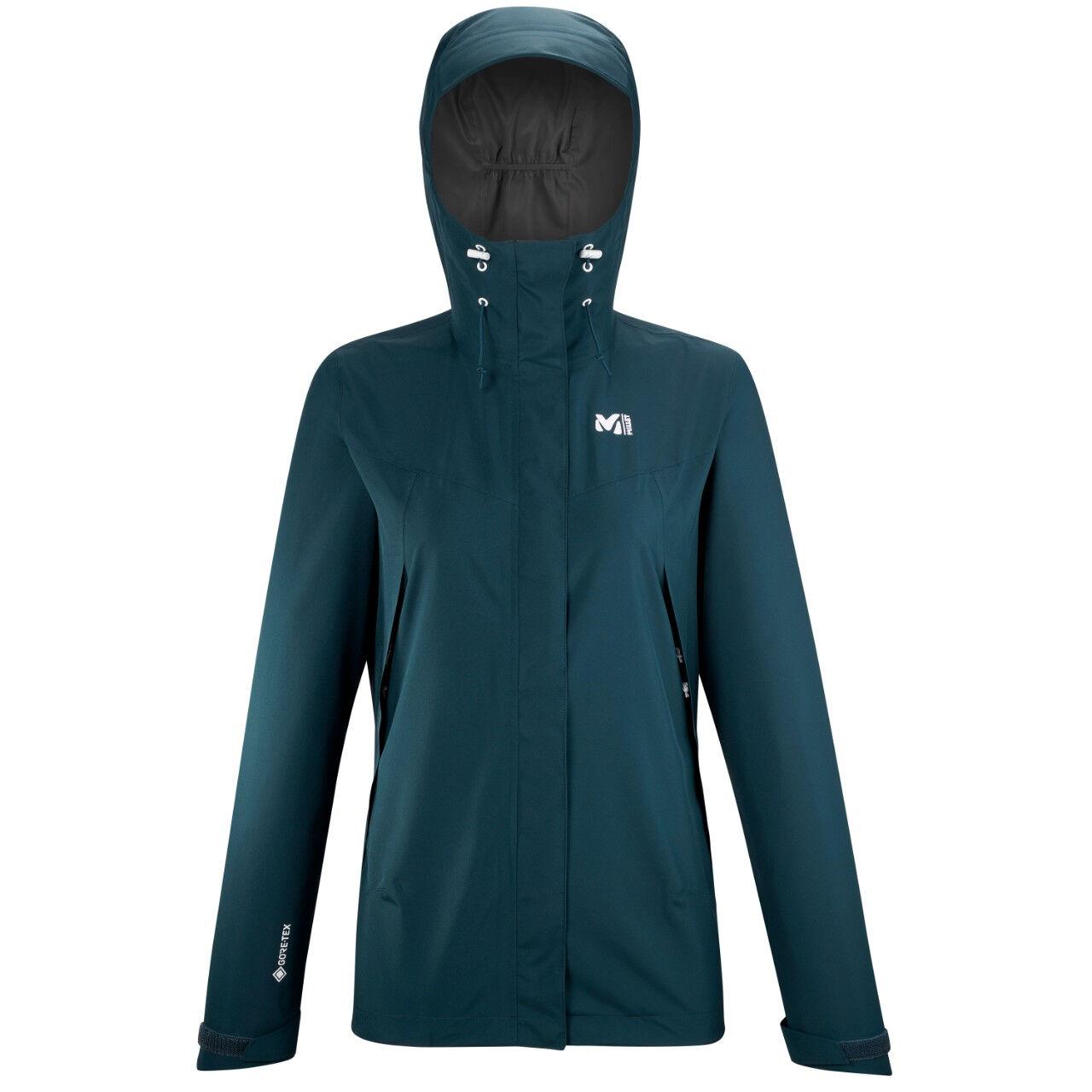 MILLET Veste de randonnée Mungo GTX 2,5 L Jacket - Orion Blue