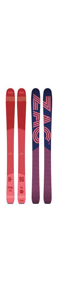 ZAG Ski H 96 LADY 2021