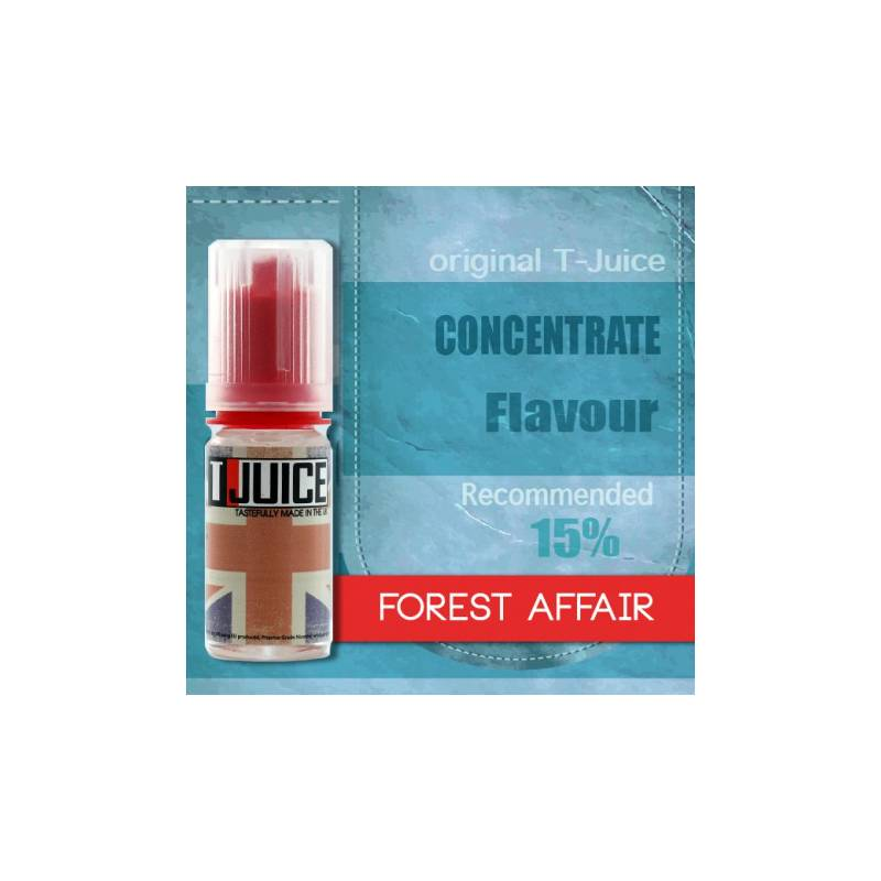 T JUICE Arôme Concentré Forest Affaire T-JUICE 30 ml