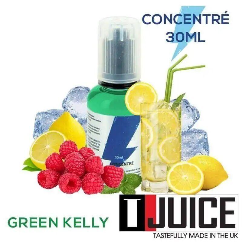T JUICE Arôme Concentré Green Kelly T-JUICE 30 ml
