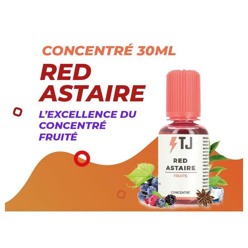 T JUICE Arôme Concentré Red Astaire T-JUICE 30 ml