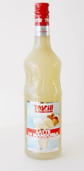 TOSCHI Sirop au lait d'amande 1 litre