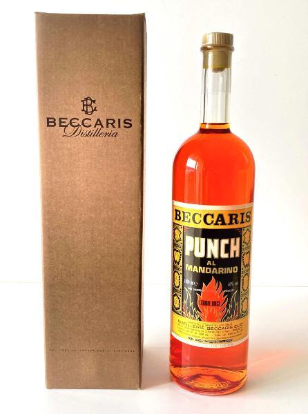BECCARIS Punch à la mandarine 1 litre
