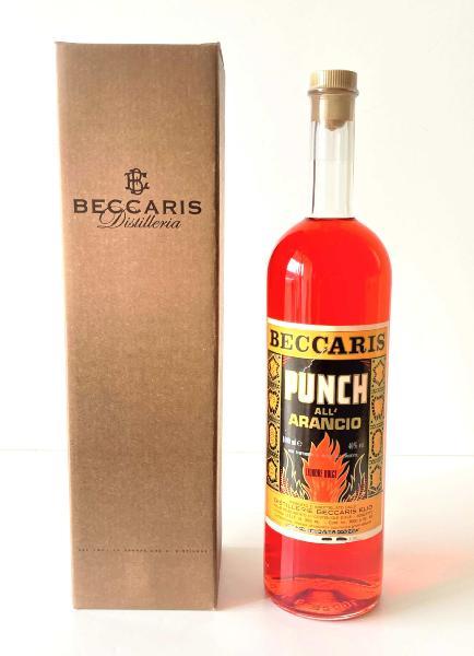 BECCARIS Punch à l'orange 1 litre