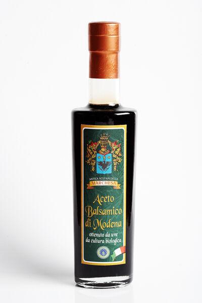 ACETAIA TERRA DEL TUONO Vinaigre balsamique de Modène IGP BIO 25 cl