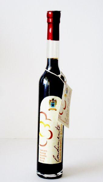 ACETAIA TERRA DEL TUONO Vinaigre balsamique à la truffe 10 cl
