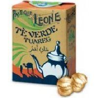 LEONE Pastilles au thé vert 30 gr