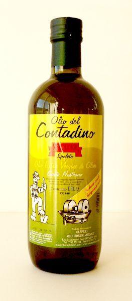 MELCHIORRI Huile d'olive d'Ombrie 1 litre