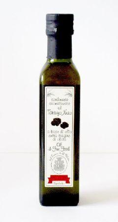MELCHIORRI Huile d'olive et truffe noire 25 cl