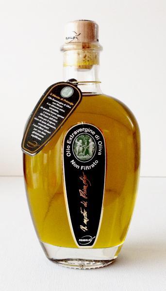 PRIMOLJO Huile d'olive non filtrée des Pouilles 50 cl