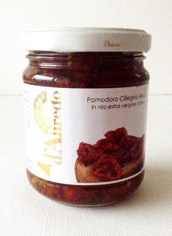D'AFREDO Tomates cerises de Sicile séchées 180 gr