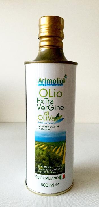 PASQUINONI Huile d'olive d'Emilie-Romagne 50 cl