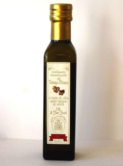 MELCHIORRI Huile d'olive et truffe blanche 25 cl