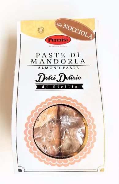 PENNISI Biscuits siciliens pâte d'amande/noisette 250 gr