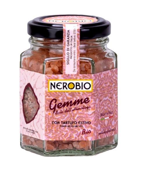 NEROBIO Sel rose à la truffe BIO 40 gr
