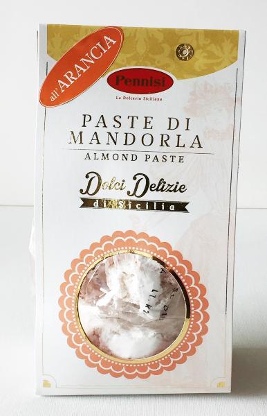 PENNISI Biscuits siciliens pâte d'amande/orange 250 gr