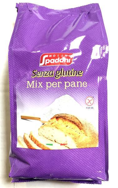 MAURI Farine spécial pain sans gluten 1 kg