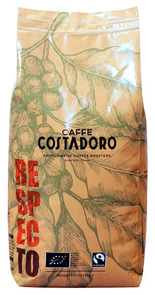 COSTADORO Café en grains BIO Costadoro 1 kg