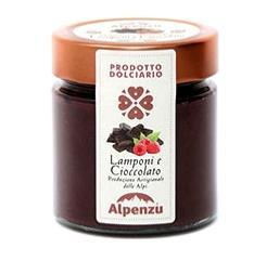 ALPENZU Crème framboise et chocolat noir 270 gr