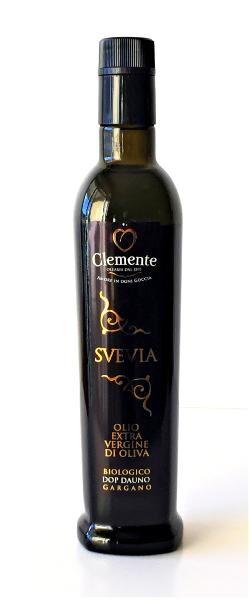 CLEMENTE Huile d'olive DOP Gargano BIO 50 cl