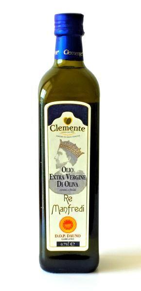 CLEMENTE Huile d'olive Dauno Gargano DOP 75 cl