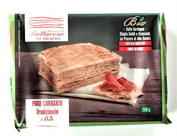 PANIFICIO BATTACONE Pain Carasau traditionnel BIO 250 gr