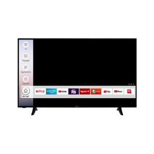 AYA Téléviseur 4K 139cm 55'' smart AYA A55UHD0320BS - Publicité