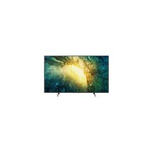 SONY Téléviseur 55'' 139 cm 4K SONY KD55X7055BAEP - Publicité