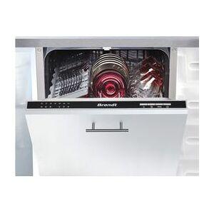 BRANDT Lave-vaisselle intégrable BRANDT VS1010J Silence