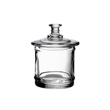 La Rochère Bocal décoratif petit modèle 9cm - A l'unité - Saveurs - La Rochère