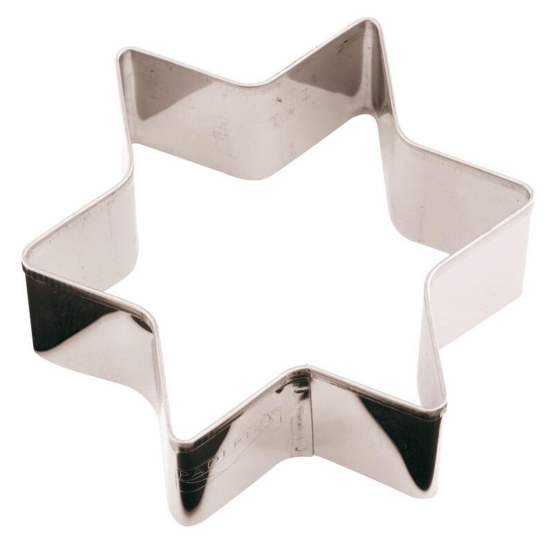 Paderno Découpoir étoile en inox 18/10 - Emporte-pièces - Paderno