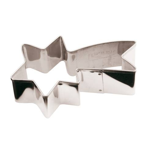 Paderno Découpoir étoile filante en inox 18/10 - Emporte-pièces - Paderno