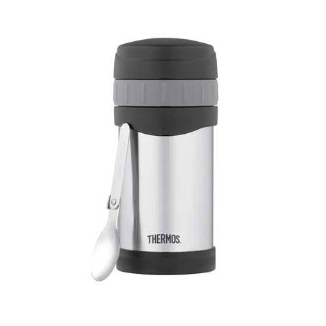 Thermos Porte-aliment inox avec cuillère 50cl - Thermax - Thermos