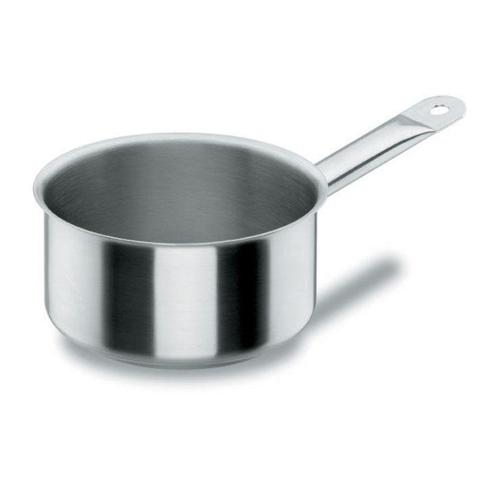 Lacor Casserole induction en inox 18/10 - Ø 12 cm - Chef Classic - Lacor