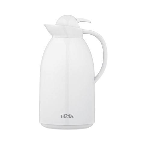 Thermos Carafe isotherme inox 1.5L blanche - Patio - Thermos