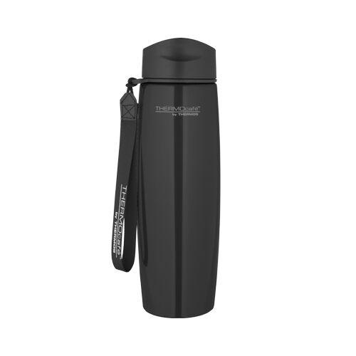 Thermos Mug tumbler isotherme 50cl noir avec dragonne - Urban - Thermos