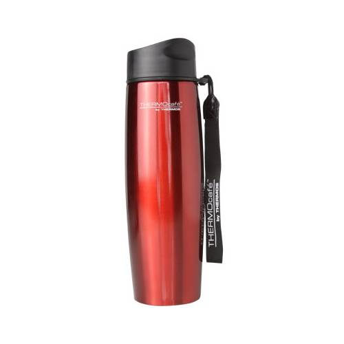 Thermos Mug tumbler isotherme 50cl rouge avec dragonne - Urban - Thermos