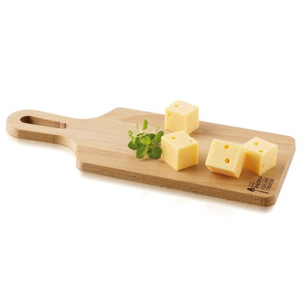 Boska Planche à fromage en bois de frêne 28,5cm - size S - Explore - Boska