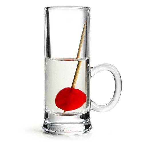 Arcoroc Shooter / verre à anse 5,5cl - Lot de 12 - Islande - Arcoroc