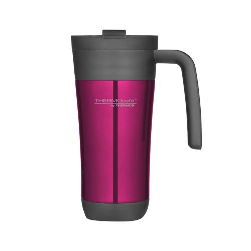 Thermos Travel Mug isotherme 42.5cl rose - Thermocafé - Thermos