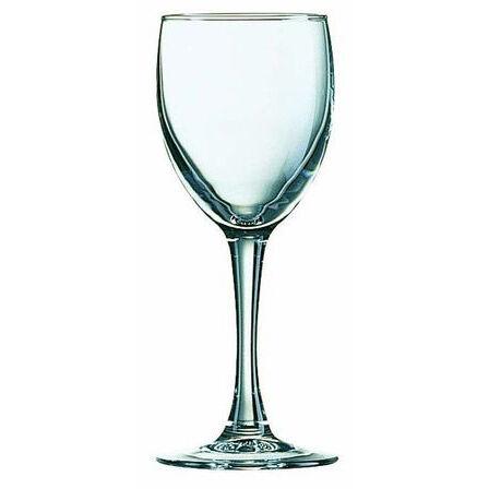 Arcoroc Verre à vin 14cl - Lot de 6 - Princesa - Arcoroc