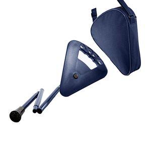 FLIPSTICK Canne siège bleue pliante Flipstick - Publicité