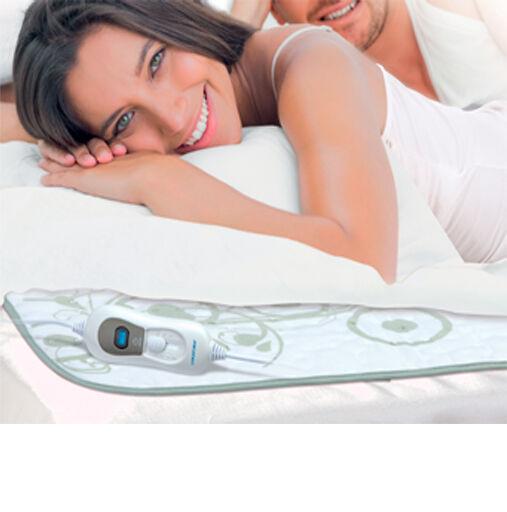 LANAFORM Surmatelas chauffant pour lit 2 personnes