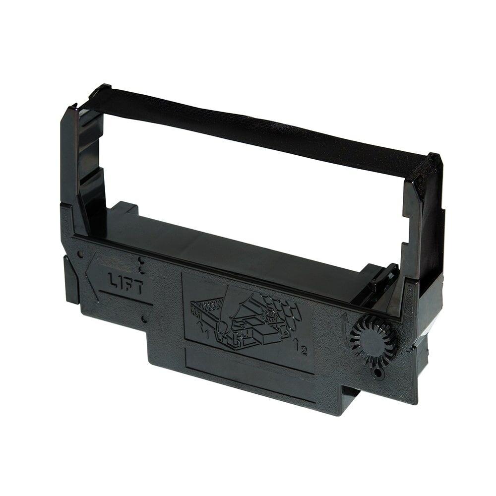Epson Ruban Nylon pour Epson C43S015374 / ERC-38-B noir compatible (de marque ASC)