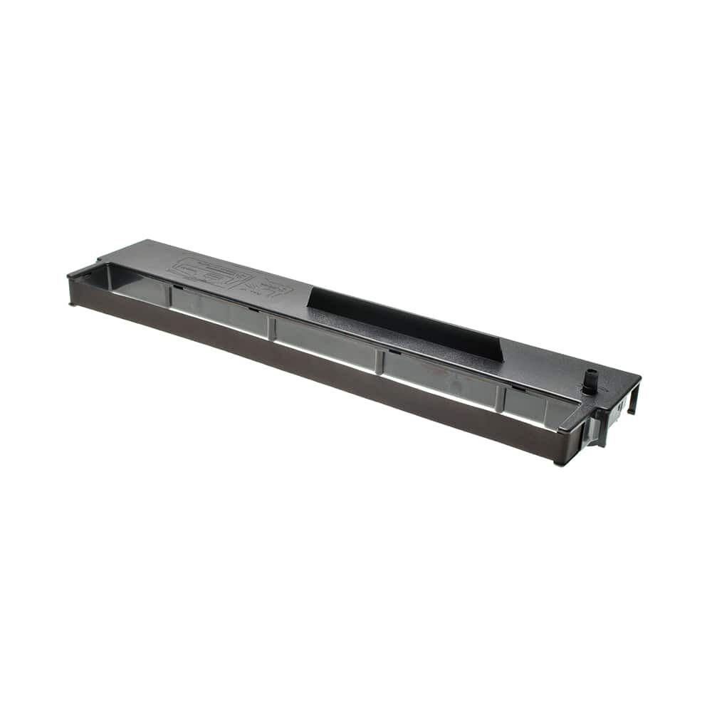 Seikosha Ruban Nylon pour Seikosha SP16051 / 91611 noir compatible (de marque ASC)