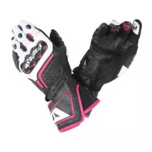 DAINESE Gants Dainese Lady Carbon D1 Long V81
